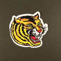 トラ 虎 タイガー シール 顔 TIGER FACE STICKER