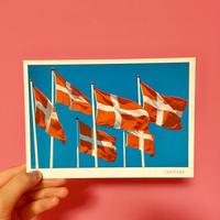 ポストカード デンマーク コペンハーゲン POSTCARD DENMARK
