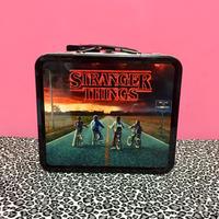 ストレンジャー シングス 缶ケース ランチボックス ②  STRANGER THINGS LUNCH BOX