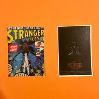 ストレンジャーシングス stranger things シール ステッカー ⑦