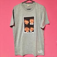 ビートルズ  Tシャツ Lサイズ 薄いグレー  THE BEATLES TSHIRT