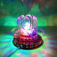 LEDライト 蓮の花 ②