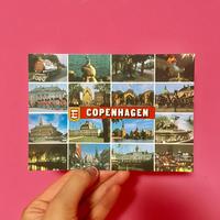 ポストカード デンマーク コペンハーゲン ②  POSTCARD DENMARK