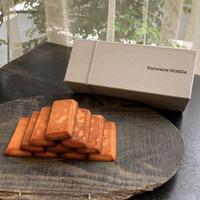 【焼菓子】ヘーゼルナッツのフィナンシェ 10個入