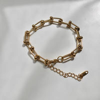 Found- Stainless chain bracelet  ball