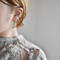 Shells earrings -Silver