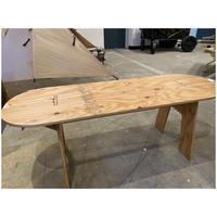 YOKA (ヨカ)パネルロングテーブル(塗装済み)