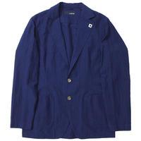 "LARDINI(ラルディーニ)""Seersucker 2B Shirt Jacket"""