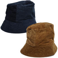 "ENGINEERED GARMENTS(エンジニアード ガーメンツ)""Bucket Hat - 8W Corduroy"""