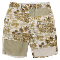 "Engineered Garments(エンジニアードガーメンツ)""Ghurka Short - Hawaiian Print"""