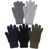 "Mens' Ladies' /JOHNSTONS(ジョンストンズ)""CASHIMER BASIC GLOVES"""