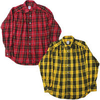"AiE(エーアイイー)""Painter Shirt - Cotton Tartan Check"""