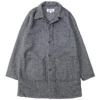 "Engineered Garments WORKADAY(エンジニアード ガーメンツ ワーカーデイ)""Shop Coat - Tri Blend Wool Tweed"""