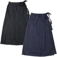 "Ladies' /ENGINEERED GARMENTS(レディース エンジニアード ガーメンツ)""Wrap Skirt - Nylon Micro Ripstop"""