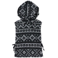 "ENGINEERED GARMENTS(エンジニアード ガーメンツ)""Hooded Interliner - Fair Isle Sweater Knit"""