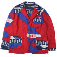 "Engineered Garments(エンジニアード ガーメンツ)""Knit Jacket - Navajo Knit"""