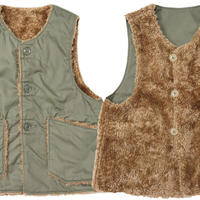 "ENGINEERED GARMENTS(エンジニアードガーメンツ)""Over Vest - Cotton HB Twill"""