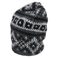"ENGINEERED GARMENTS(エンジニアード ガーメンツ)""Long Beanie - Fair Isle Sweater Knit"""