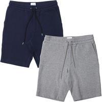 "three dots (スリードッツ) ""stretch ponte shorts"""