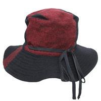 "ENGINEERED GARMENTS(エンジニアード ガーメンツ)""Crusher Hat - Big Plaid Wool Melton"""