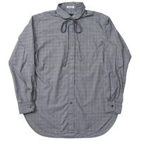"ENGINEERED GARMENTS(エンジニアド ガーメンツ)""Rounded Collar Shirt - Glen Plaid"""