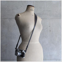 Bridle Leather Shoulder Strap 黒