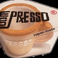 プレーン味 ECOPRESSO4個入りギフトボックス 3箱(合計12個)