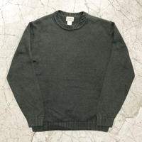 L.L.Bean Plain Cotton Sweater