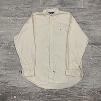 90s ralphlauren button-down shirt