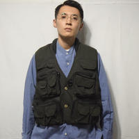 Fishing Down Vest