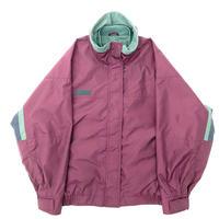 "90s "" Columbia ""  nylon jacket"