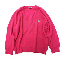 """""""LACOSTE""""Acryl Vneck Pullover"""