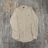 ralphlauren check shirt