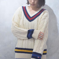 90's TOMMY Tilden Sweater