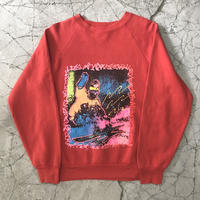 【MENS】80's OP Snowboard Print Sweat