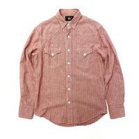 RRL Red Chambray Shirt