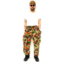 Swiss ARMY suspender pants