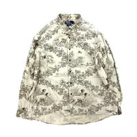 Ralph Lauren Dogs Print Shirt