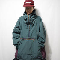 "90's L.L.Bean Tyrolean Nylon Anorak ""Thinsulate"""