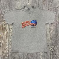 90s planethollywood logo t-shirt