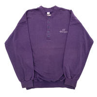"""80s """" Champion """" henry neck sweat (made in italy)"""