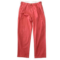 """ RALPHLAUREN ""  chino color pants"