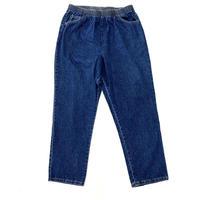 """"""" vintage """"  denim easy pants 【1】"""