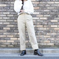 60's U.S.ARMY Chino Trousers