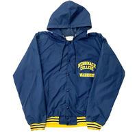 "90s "" CHAMPION ""  nylon hoodie"