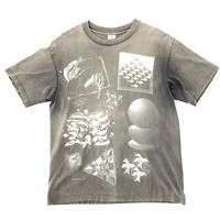 "Vintage Print Tee ""MC Escher"""