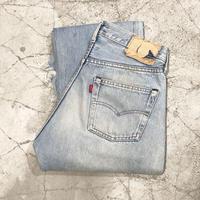 Vintage Levi's501 RedLine Crush Jeans