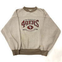 """90s """" NFL """"  embroidery sweat"""