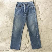 【WOMENS】90's Vintage Levi's 501 Blue Jeans