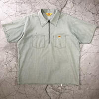 【MENS】80's BENDAVIS Work Pullover Shirt